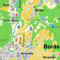 borås karta eniro Lastbilslackering Borås   karta på Eniro borås karta eniro