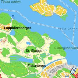 eniro karta stockholm Innerstaden Stockholm   karta på Eniro eniro karta stockholm