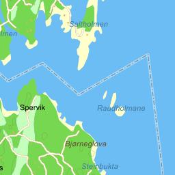 tjølling kart Tjølling Holtanveien på Gule Siders kart tjølling kart