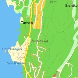 larkollen kart Larkollen Teibernveien på Gule Siders kart larkollen kart