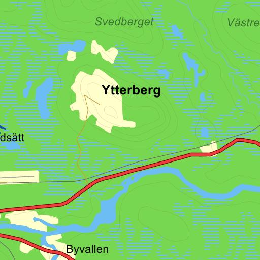 Karta Sodra Sverige Eniro.Sveg Karta