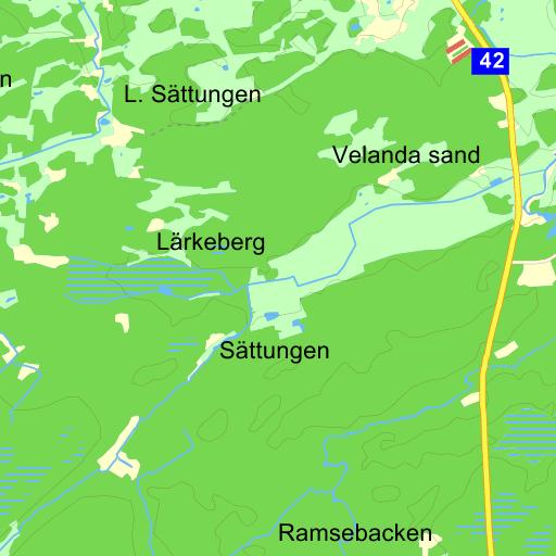 Kap Horn - karta på Eniro
