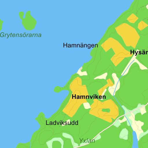 Stora Sviholmen Yxlan Norrtalje Karta Pa Eniro