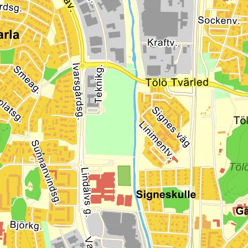 eniro karta Storgatan 37kungsbacka   karta på Eniro