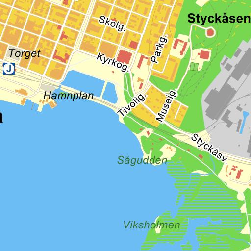 Eniro Karta Arvika.Tivoligatan Arvika Karta Pa Eniro
