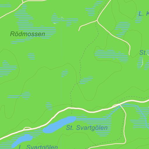 Karta Zinkgruvan.Svartgolsvagen Zinkgruvan Karta Pa Eniro